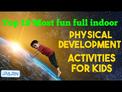 Kids activities | indoor physical activity for children | how to keep active toddler/kids