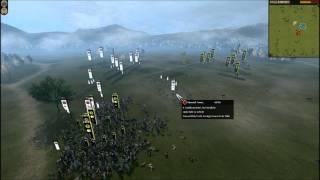 Total War: Shogun 2 Schlachtkommentar #21 // VFVE gegen Abonnenten - Turnier Nr.1 - R. 1 Hinspiel