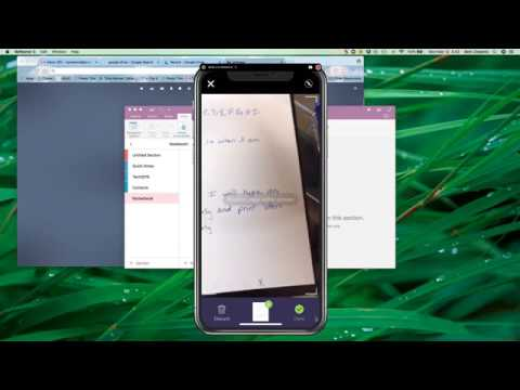 Rocketbook and OneNote