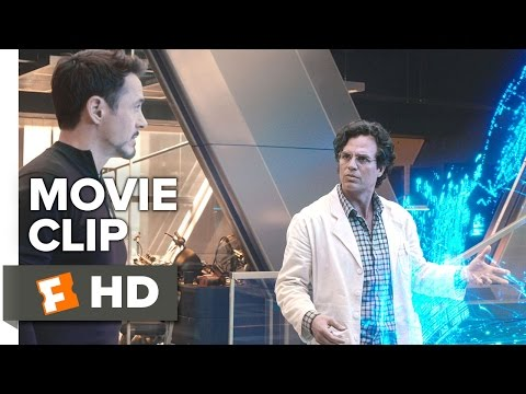 Avengers: Age of Ultron Movie CLIP - Top of the Line (2015) - Robert Downey Jr. Movie HD