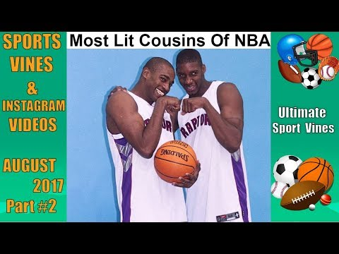 The BEST Sports Vines of August 2017 (Part 1) | With Titles