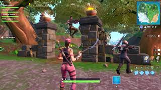 Fortnite peau Bug texture dans le hall
