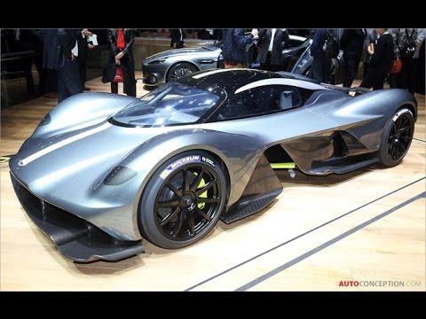 Car Design 2017 Aston Martin Valkyrie Prototype Youtube