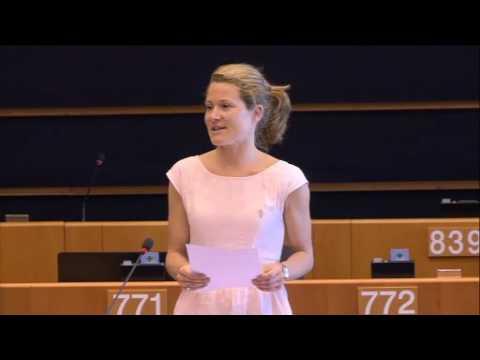 20160623 Plenaire tussenkomst Anneleen Van Bossuyt over energie efficiëntie - YouTube
