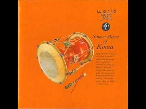 Sinawi Music of Korea - Piri-Sinawi