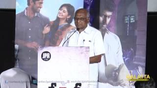 S. P Muthuraman Praises Dhanush and Manikandan for Kaaka Muttai