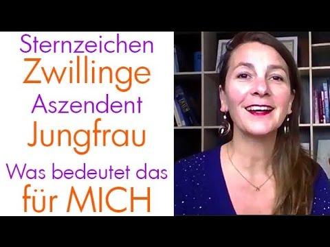 Sternzeichen Zwillinge - Aszendent Jungfrau - was bedeutet das für mich - Anna Roth