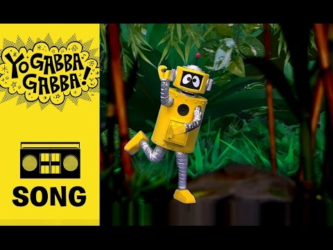 Adventure Remix - Yo Gabba Gabba!