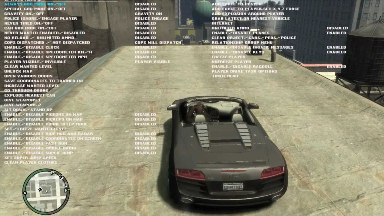 GTA IV - Flying Cars! - YouTube