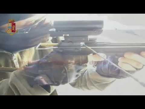Chieti: arrestato fabbricante abusivo di armi ed esplosivi