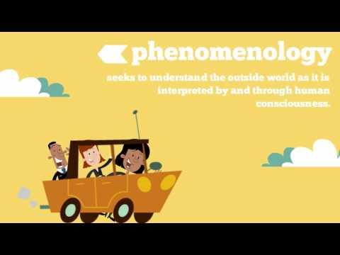 Understanding Phenomenlogy