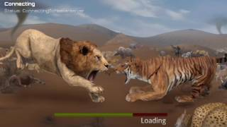 ОБЗОР НА ИГРУ Wild Animals Online!