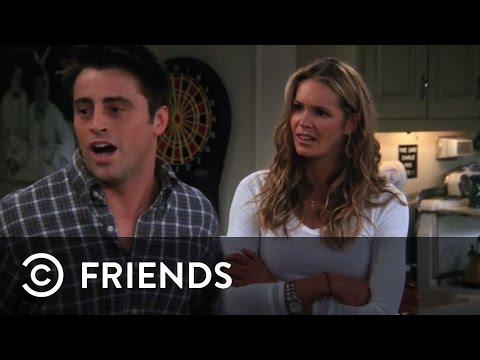 Joey Gets Rejected By Janine (Elle Macpherson) | Friends