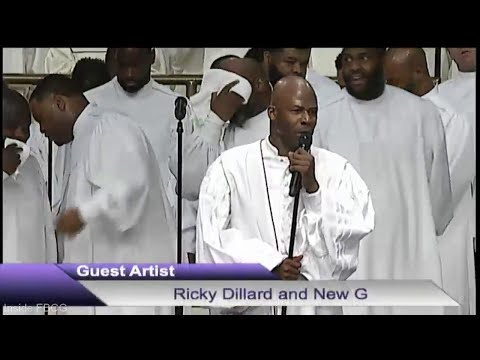 Ricky Dillard & New G. Celebrate The King / Search Me Lord / One More Chance / Amazing