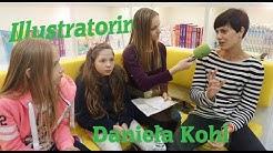 Interview mit Daniela Kohl │(Illustratorin) Mein Lotta- Leben│Südpolshow