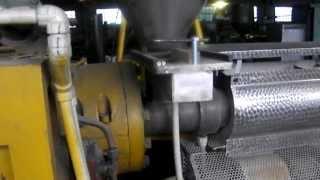 Изготовление полиэтиленовой трубы(Процесс изготовления полиэтиленовой трубы компанией