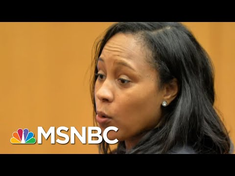 Citizen Trump In Trouble? Criminal Probe Moves To Grand Jury   The Beat With Ari Melber   MSNBC