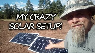 Roof Installed Solar -vs- Porтable Solar Panels For Your RV? Pros And Cons