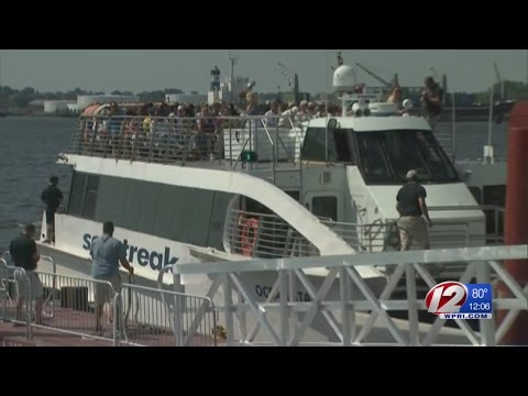 Providence-Newport Ferry Begins Service
