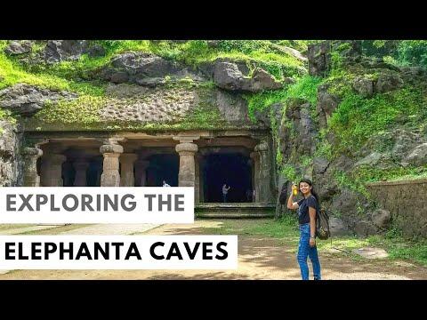 Elephanta Caves | Gateway of India | Mumbai