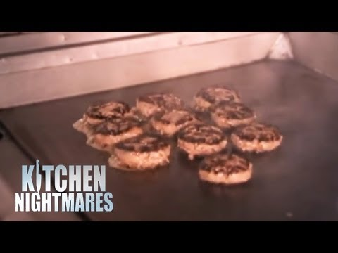 Beef recipes gretor tv for Kitchen nightmares burger kitchen