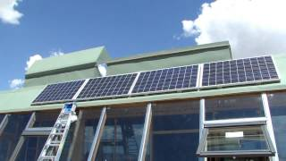 Solar System Installation - Part I