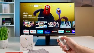Chromecast with Google TV Unboxing and Initial Hands-On