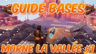GUIDE BASES MORNE THE VALLEE #1 FORTNITE SAUVER THE WORLD