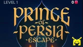 Let's Play Prince of Persia Escape (iOS)