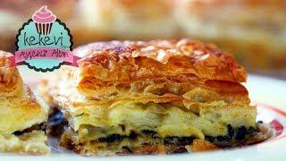 Hem Milföy Ve Yufkalı, Hem Peynirli Ve Ispanaklı Çıtır Börek | Ayşenur Altan Yemek Tarifleri