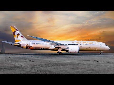 The PAST, PRESENT & FUTURE of ETIHAD AIRWAYS