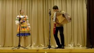 Виктория Родина и Сергей Почтов - Под окном широким