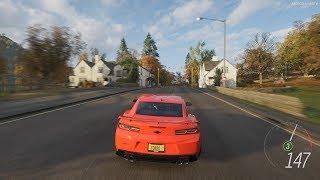 Forza Horizon 4 - 2017 Chevrolet Camaro ZL1 Preorder Car Gameplay [4K]