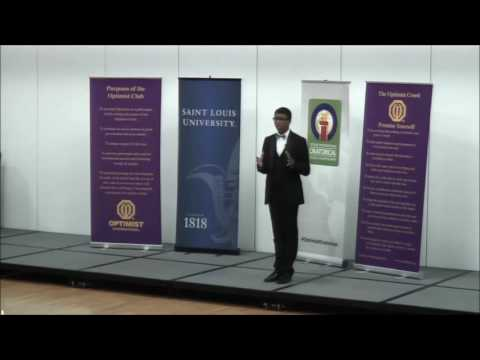 Winning Speech of 2016 Optimist International Oratorical World Championships