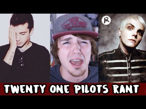 Twenty One Pilots MCR Cover: Literally CANCER