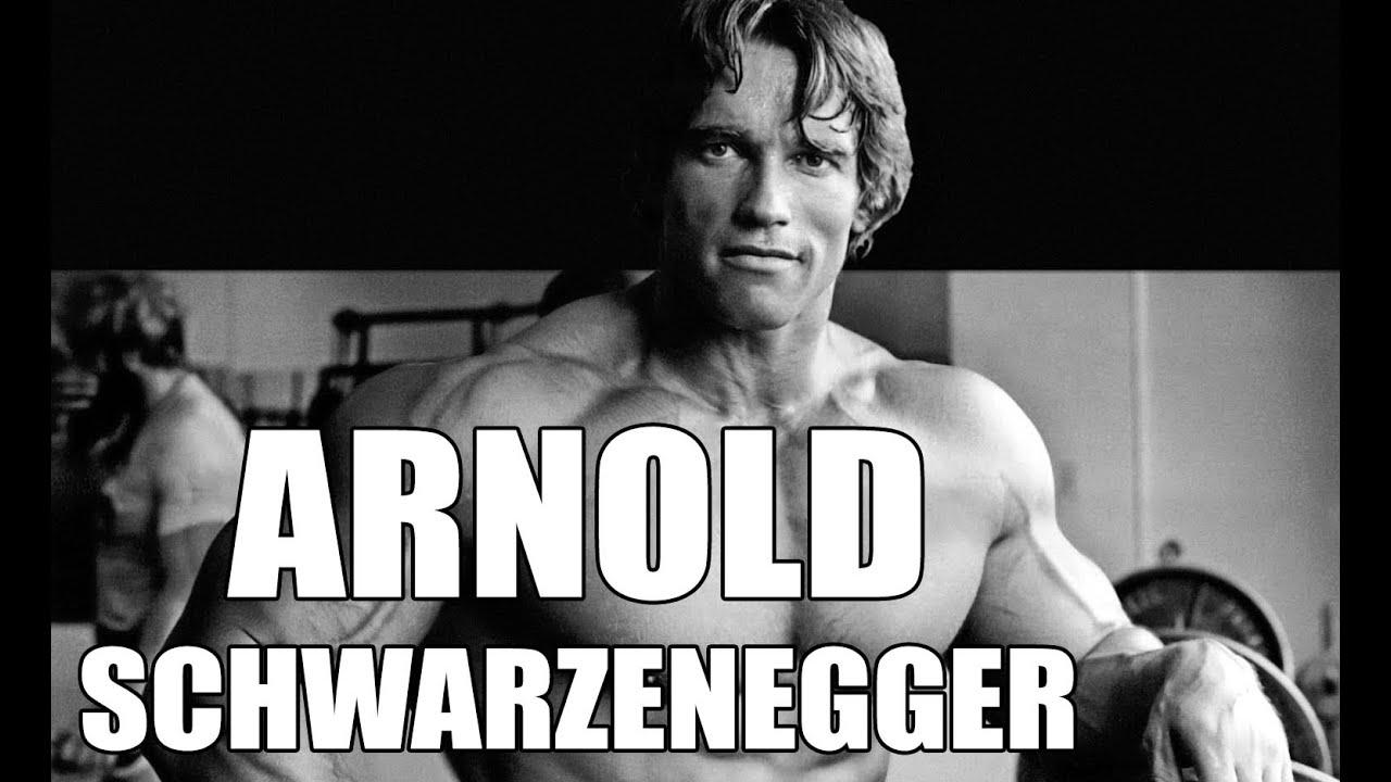 10 Frases Motivadoras De Arnold Schwarzenegger En Español Sobre Superación Personal
