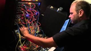 Andrew Hunter - Eurorack Modular Synthesizer Improvisation #5. October 15, 2015