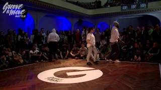 GROOVE'N'MOVE BATTLE 2015 - HIp-Hop Qualifications 1-6