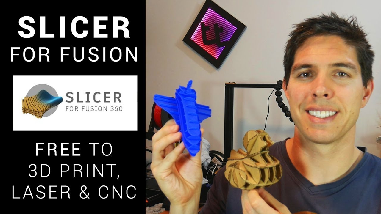 Slicer for fusion guide free 20D puzzle creation