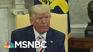 President Trump: We Have 'Very Strong Background Checks' And Warns Of 'Slippery Slope' | MSNBC