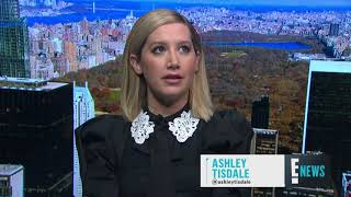 Ashley Tisdale Talks about Zac Efron and Vanessa Hudgens