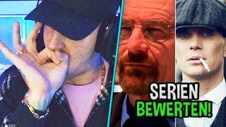Monte BEWERTET SERIEN nach Schulnoten! 😎 Beste & schlechteste Serien   MontanaBlack Highlights