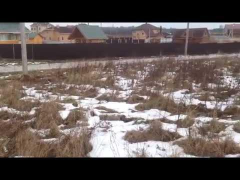 Земельный участок 10 соток в деревне Поповка Чеховского района МО