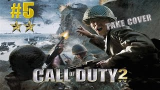 Call of Duty 2 | Retro [5. Díl - MacGregor] CZ LP | 720p/HD