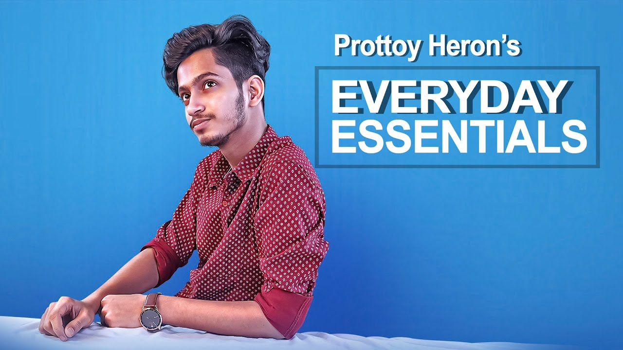 Download 10 Things Prottoy Heron Can't Live Without