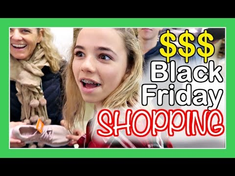 SHOPPING BLACK FRIDAY DEALS