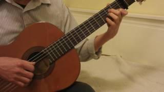 """Hướng Dẫn Guitar Solo Đoạn Dạo Đầu (Intro.) Bài """"BẰNG LĂNG TÍM"""""""