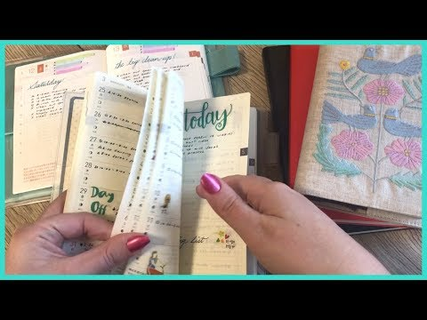 📚Hobonichi Set Up, Review, And What I'm Buying For 2020! 📚Hobonichi Weeks, A6 Techo & 5 Year Book