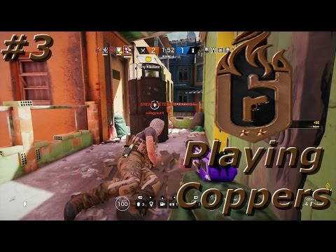 The Ultimate Bait?!? Road to Copper - Rainbow Six Siege Funny Moments
