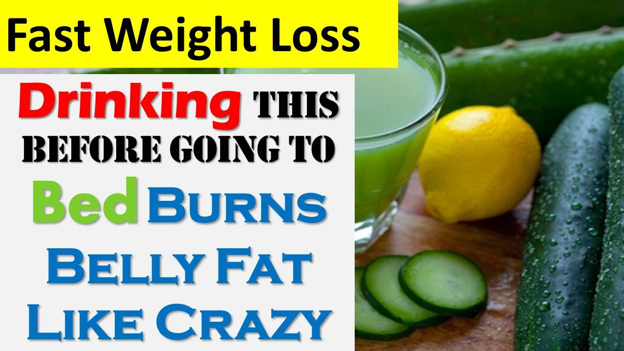Drinking this before going to bed burns belly fat like crazy fast drinking this before going to bed burns belly fat like crazy fast weight loss youtube ccuart Gallery